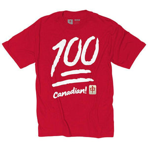 RDS T-SHIRT 100 PERCENT