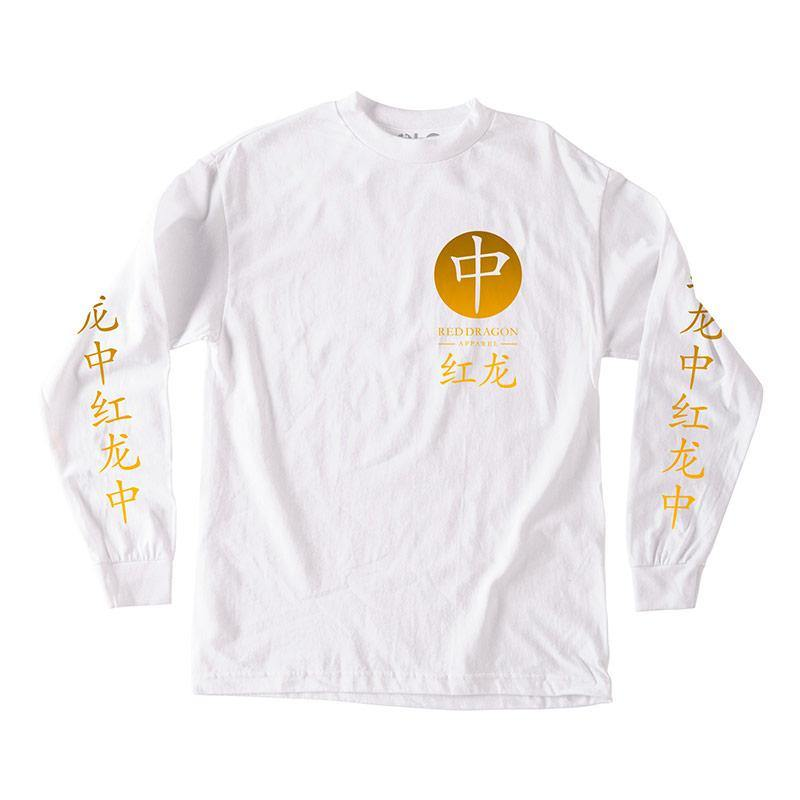 RDS L/S T-SHIRT SZECHUAN POINT