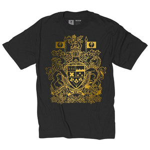 RDS T-SHIRT COAT OF ARMS
