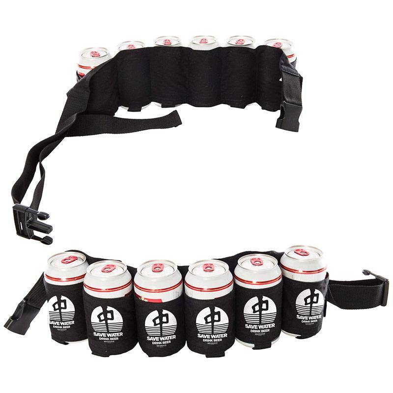 RDS BEER BELT SAVE WATER - Red Dragon Apparel