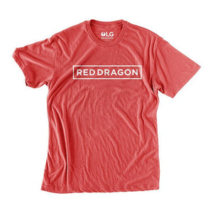 RDS TRI-BLEND T-SHIRT BOXED DRAGON