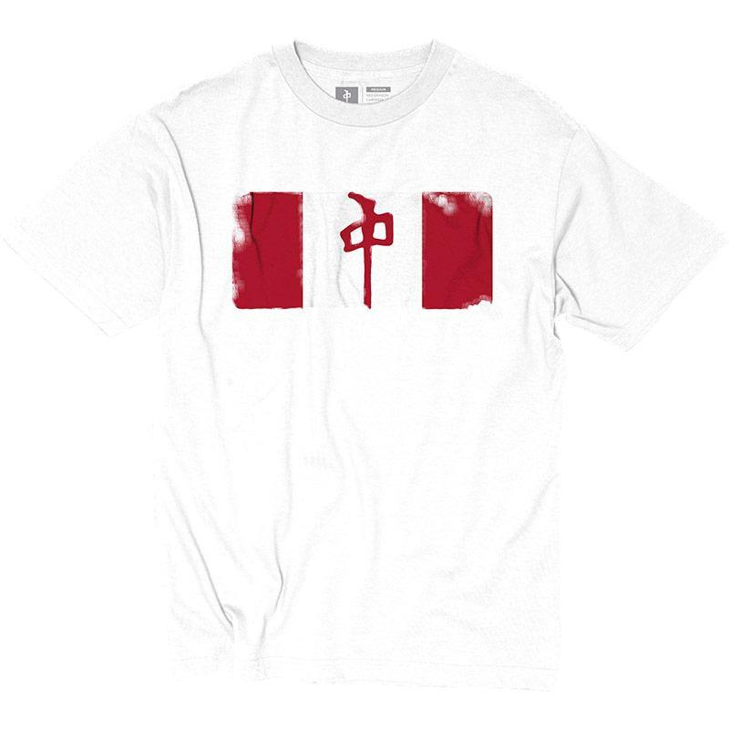 RDS T-SHIRT WORN FLAG