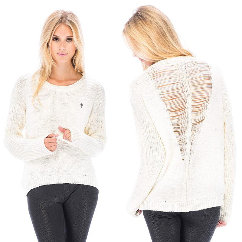 RDS WOMENS SWEATER WINSTON