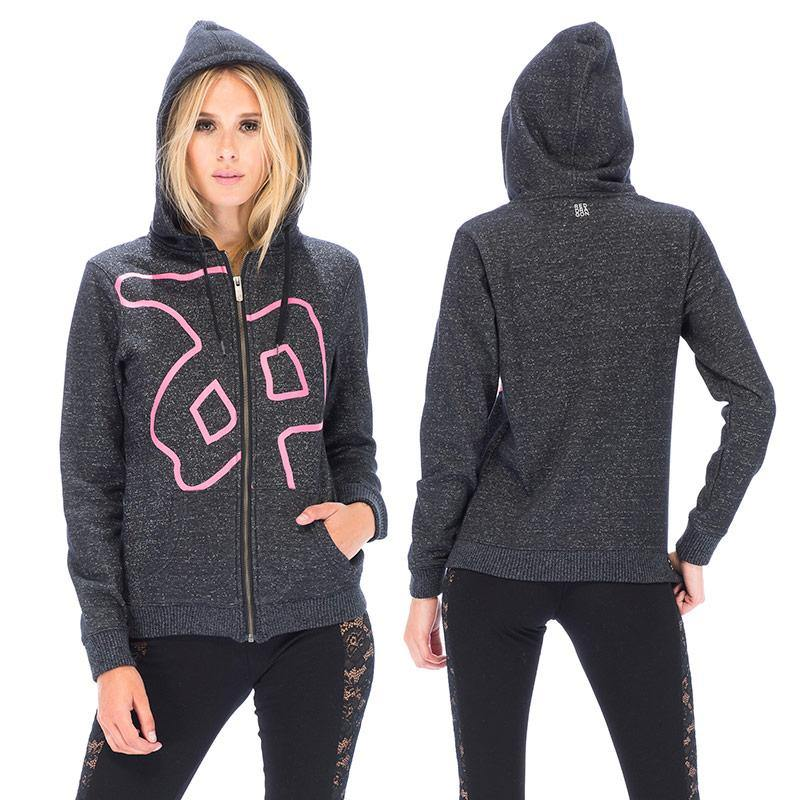 RDS WOMENS ZIP OUTLINED