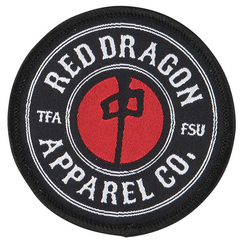 RDS PATCH RED EMBLEM