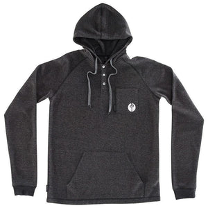 RDS L/S HENLEY ARCTIC HOODED
