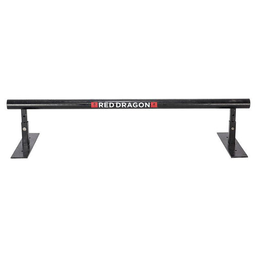 RDS FLAT BAR BLACK/RED