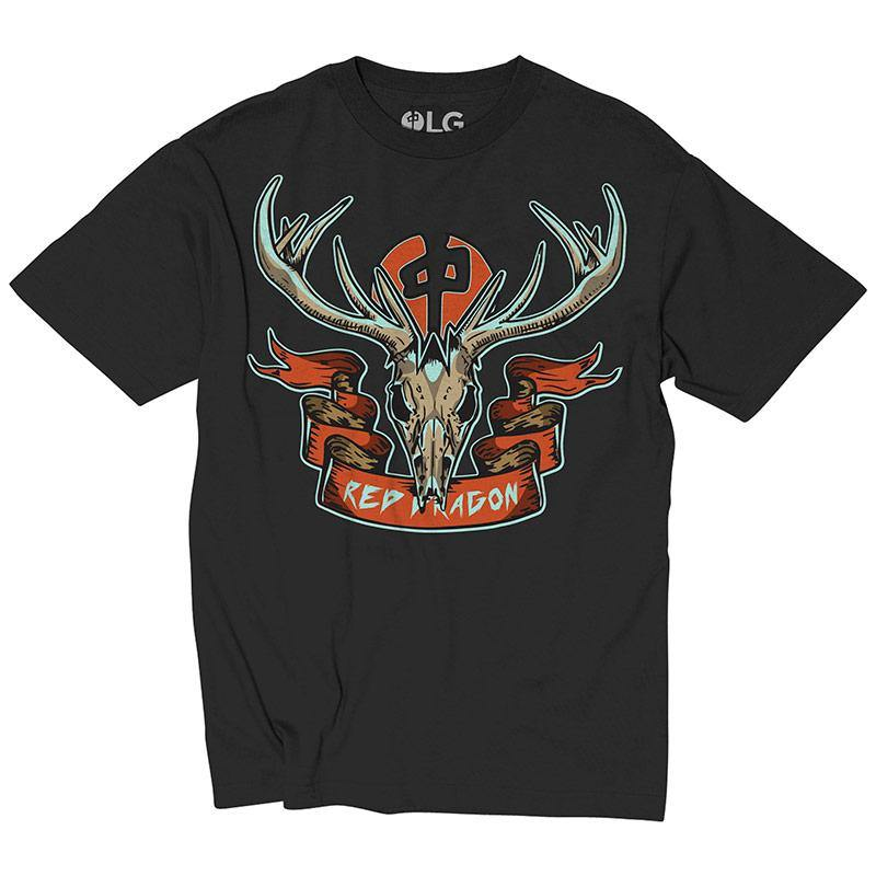 RDS T-SHIRT HORN SCROLL