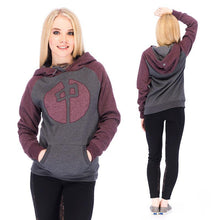 Load image into Gallery viewer, RDS WOMENS HOOD SF POINT RAGLAN
