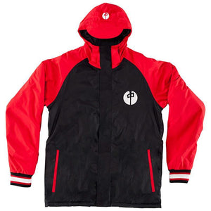 RDS SNOW JACKET POINT LETTERMAN