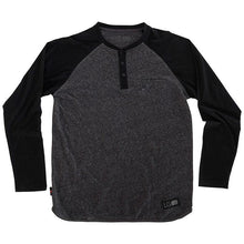 Load image into Gallery viewer, RDS L/S HENLEY RIVER RAGLAN