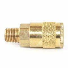 "1/4"" x 1/4"" Air Hose Automotive Coupler Fitting - Male NPT"