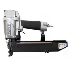 "Hitachi N5021A 15/16"" Wide Crown Stapler"