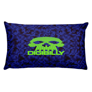 Digi Camo Pillow -  - Digibilly