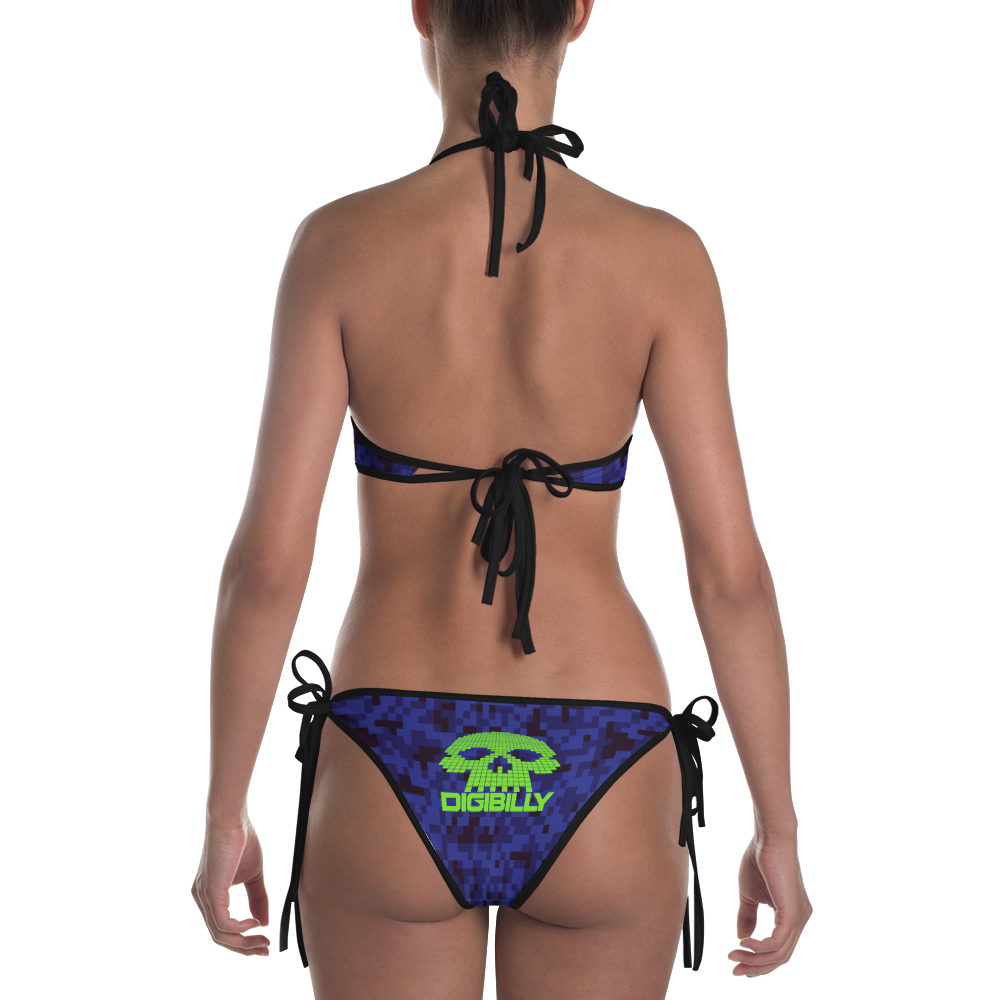 Digi Camo Reversible Bikini (Special Edition) -  - Digibilly