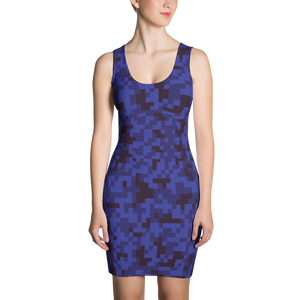 Digi Camo Dress - Dress - Digibilly