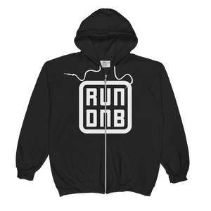 Men's RUN DNB Zip Hoodie - Hoodies - Digibilly