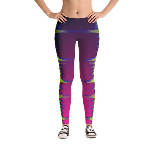 Break It Leggings - Leggings - Digibilly