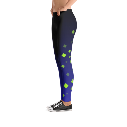 Pixel Leggings - Leggings - Digibilly