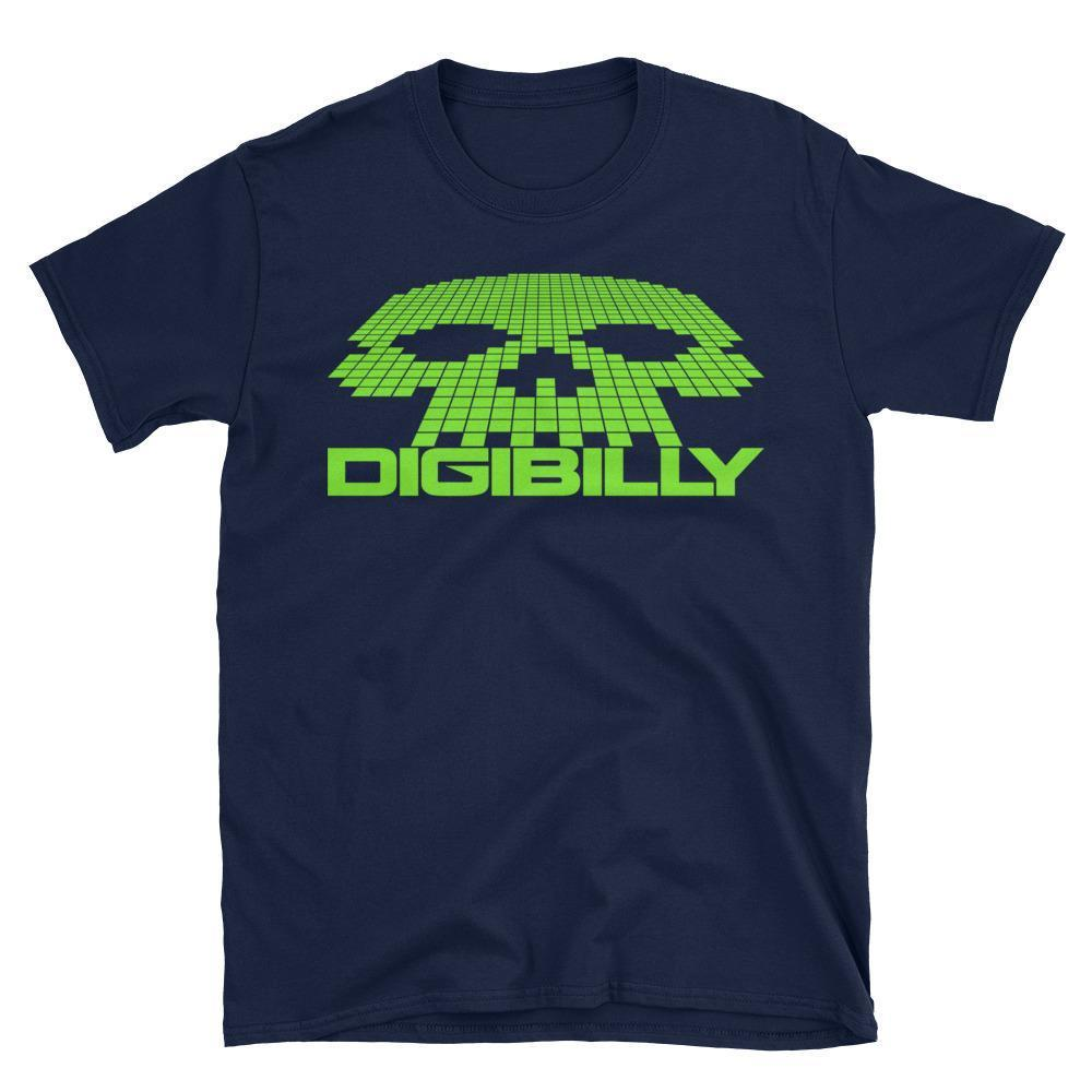 Men's Digibilly Logo T-Shirt - Shirts - Digibilly