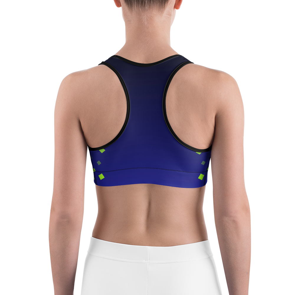 Pixel Sports bra - Shirts - Digibilly