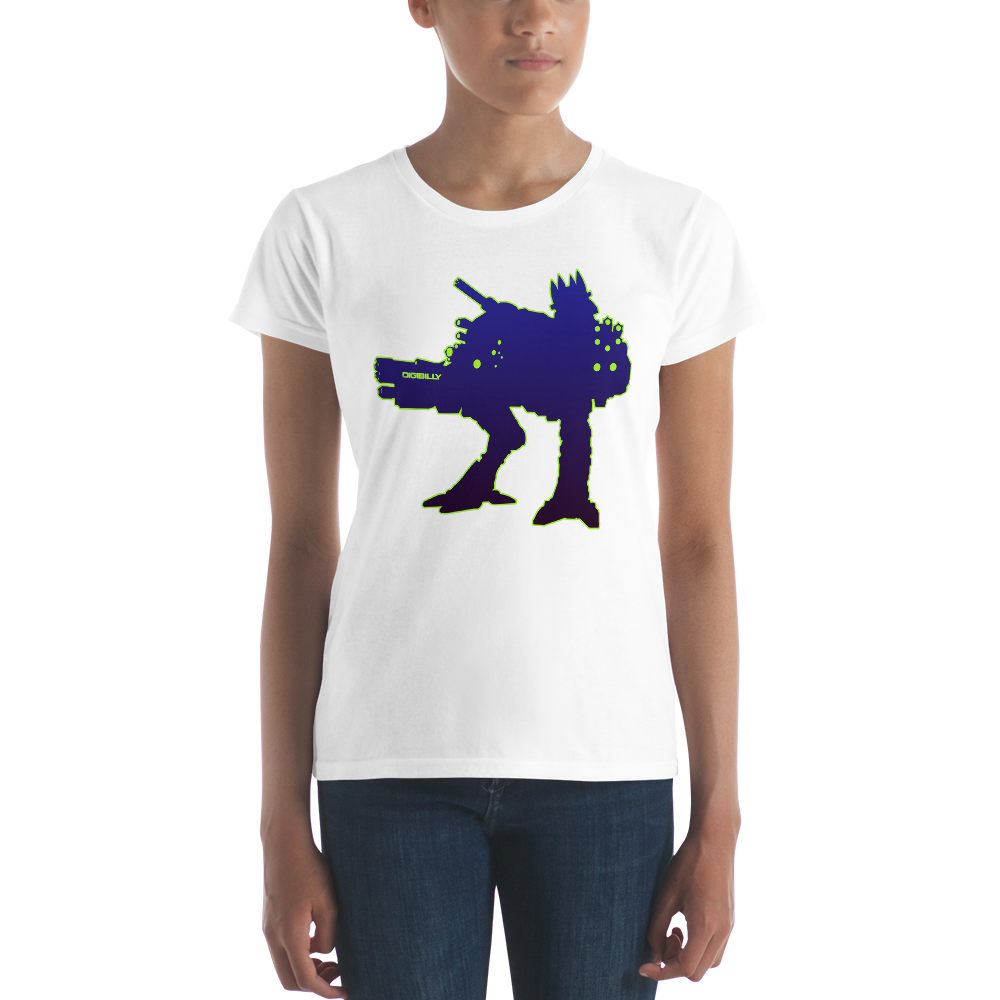 Women's Machine T-shirt - Shirts - Digibilly