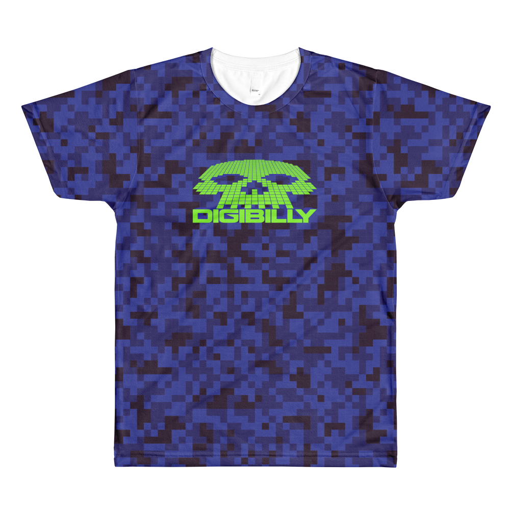 Men's Digi Camo T-shirt - Shirts - Digibilly