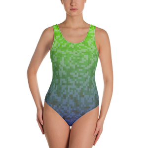 Digi Camo Fade Swimsuit -  - Digibilly