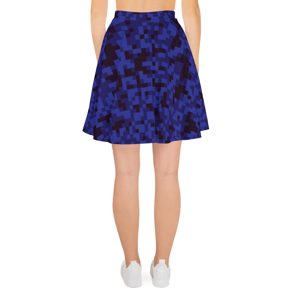 Digi Camo Skater Skirt -  - Digibilly