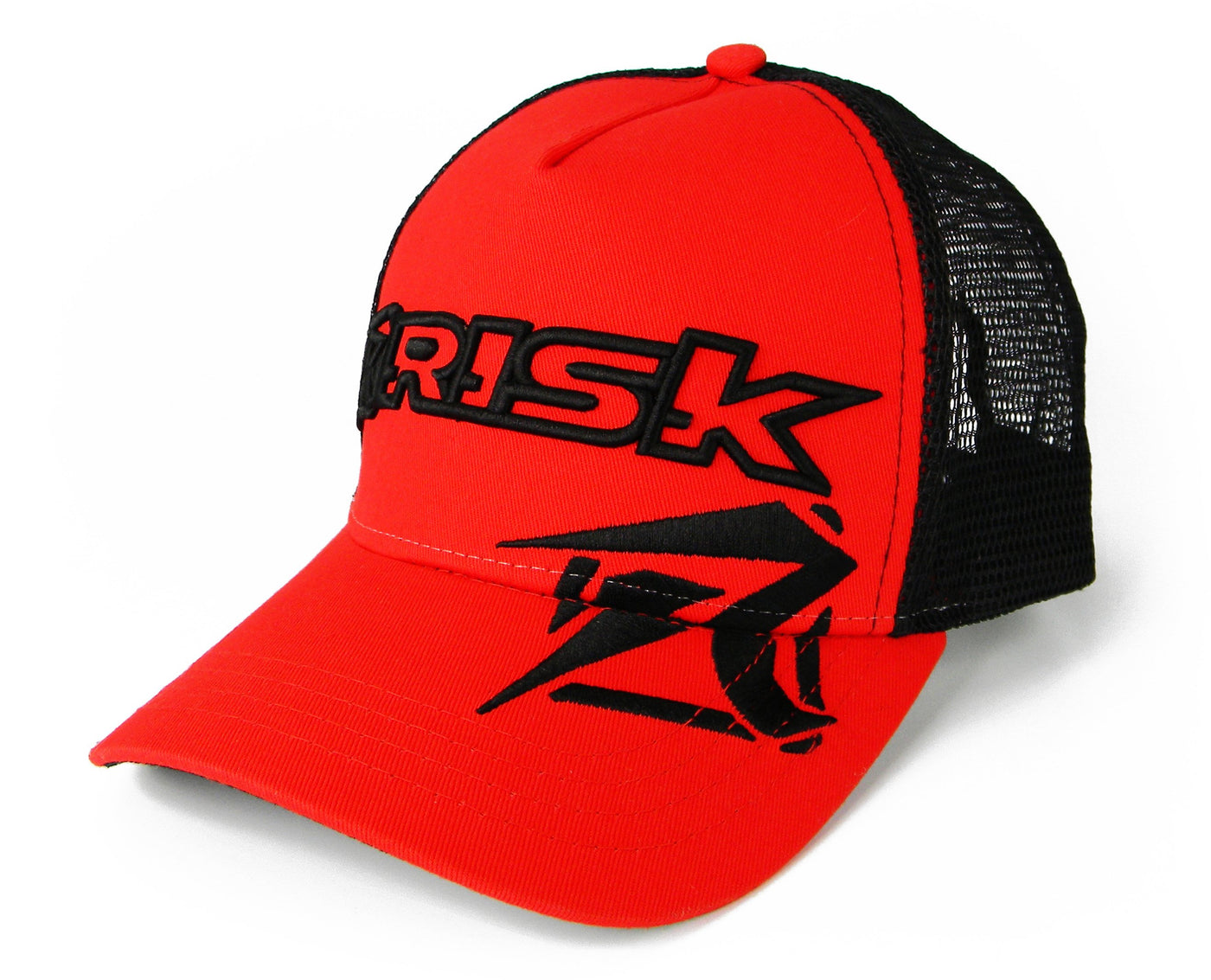 ac4f86ba Risk Racing CURVED BRIM Snap Back Motocross Hat - Risk Racing Europe