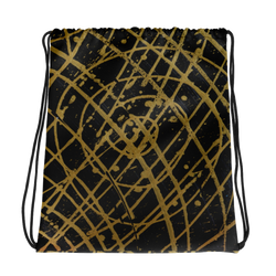 """Vortex"" Drawstring Bag 