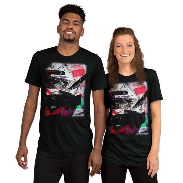 """Abstracted"" Original Art T-Shirt 