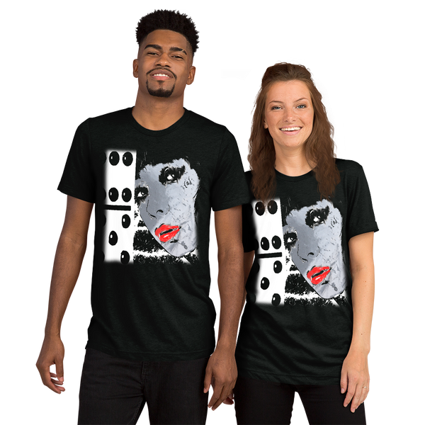 """Domino"" Original Art T-Shirt 
