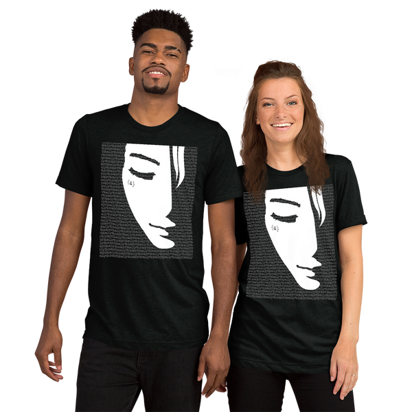 """Think Critically"" Original Art T-Shirt 