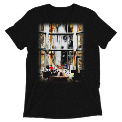 """Big Brother Is Watching"" Original Art T-Shirt 