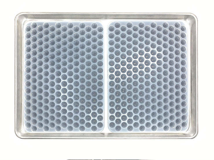 industrial sheet pan silicone mold
