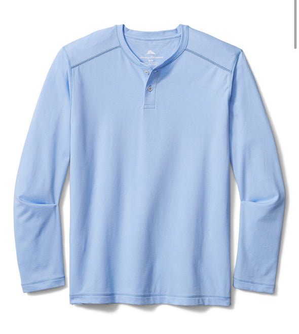 Paradise Valley Henley LS