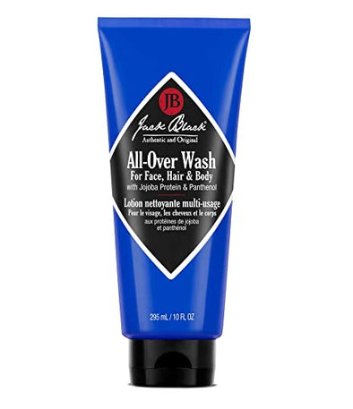 All-Over Wash for Face, Hair, and Body