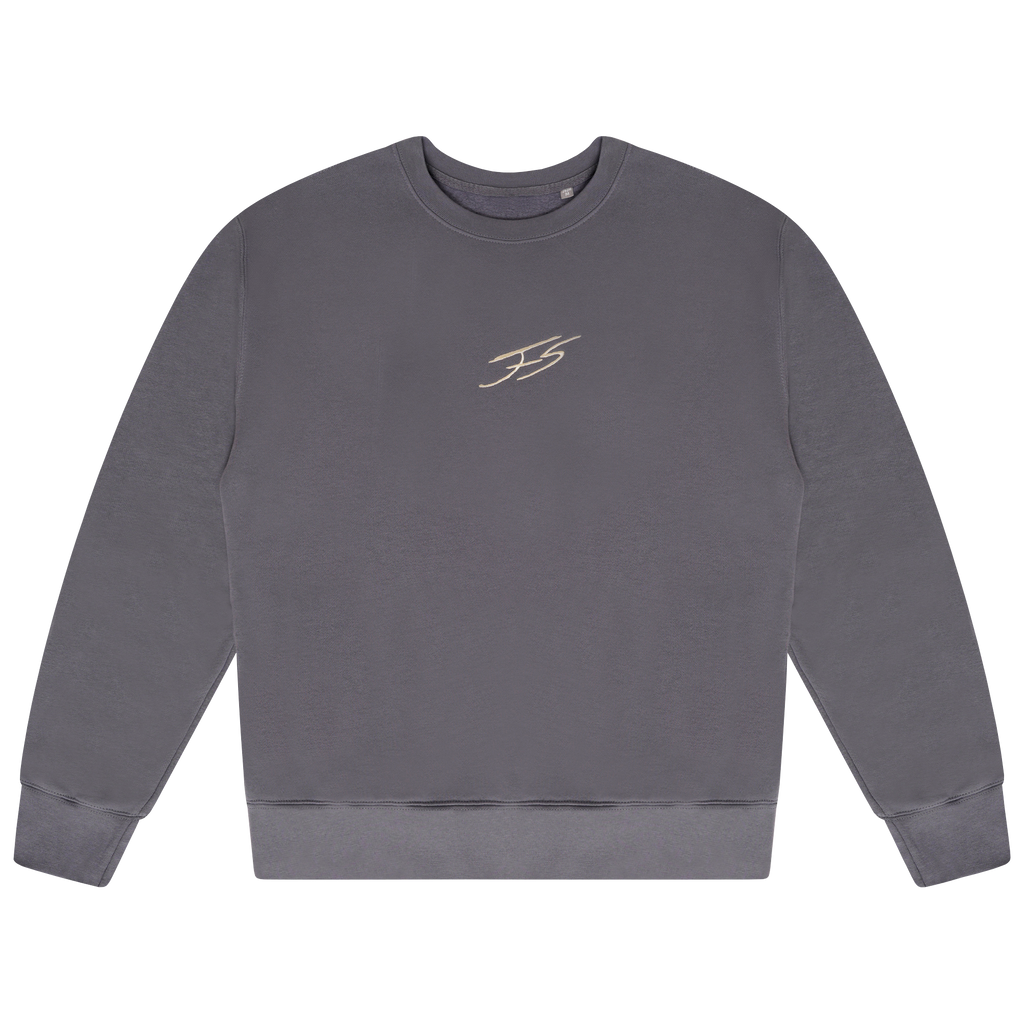 GREY AND SAND FASHAUN ESSENTIAL SWEAT
