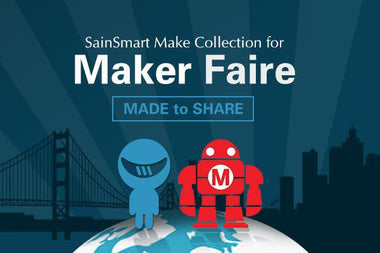 Maker Faire Ticket Giveaway