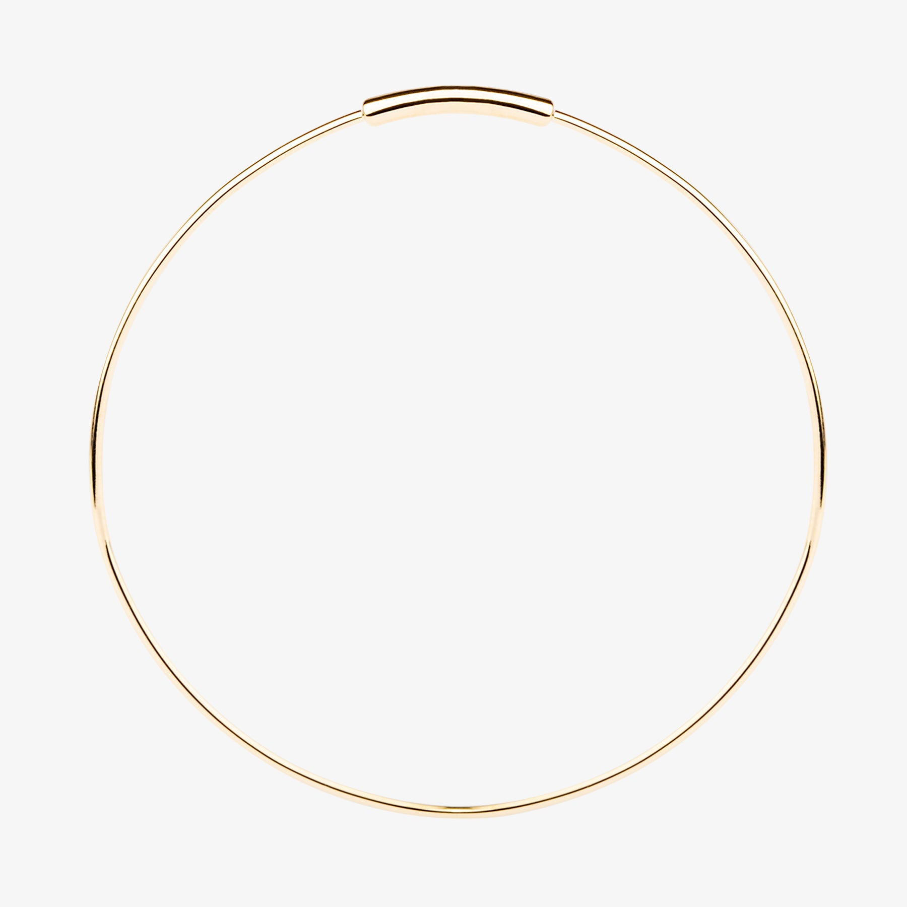 Luminous N.6 Gold XL Hoops