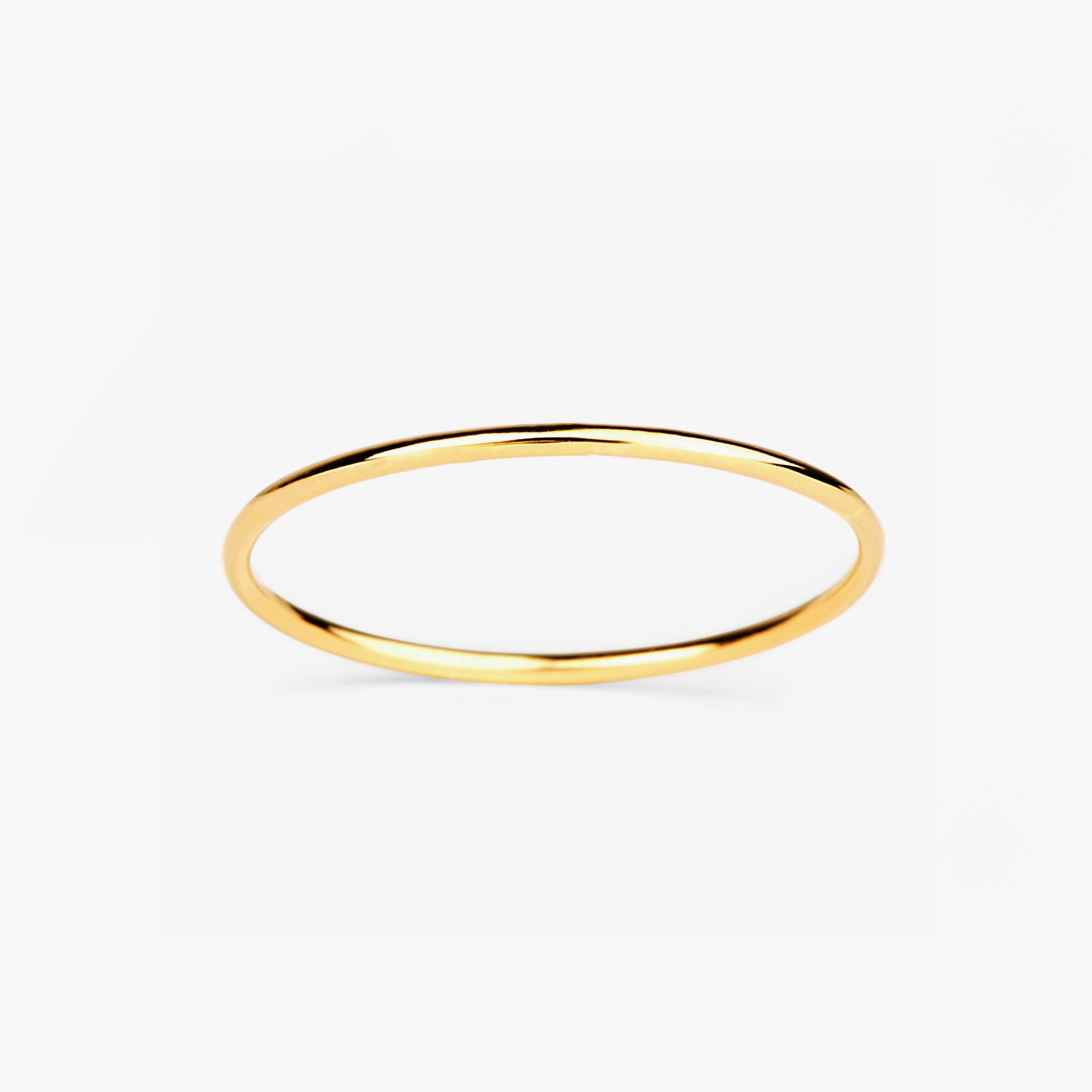 Luminous N.0 Gold Ring