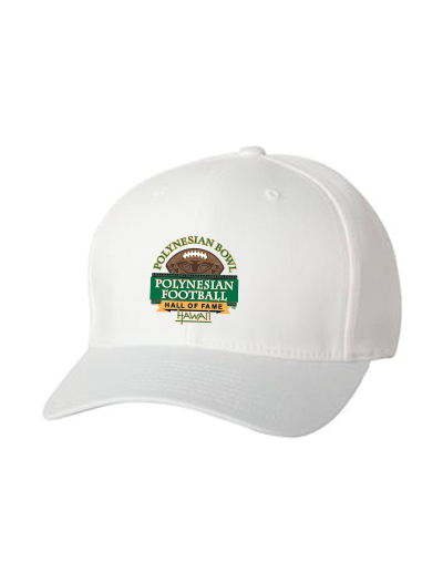 Polynesian Bowl - Flexfit 6277 Structured Twill Cap (Available in 2 Colors)