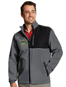 Polynesian Bowl 2019 - Men's Windbreaker in Grey and Black