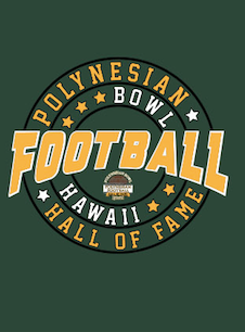Polynesian Bowl 2019 - Circle Logo Fan Favorite Tee (Available in 2 Colors)