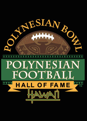 Polynesian Bowl 2019 - Fan Favorite Logo Tee in Black
