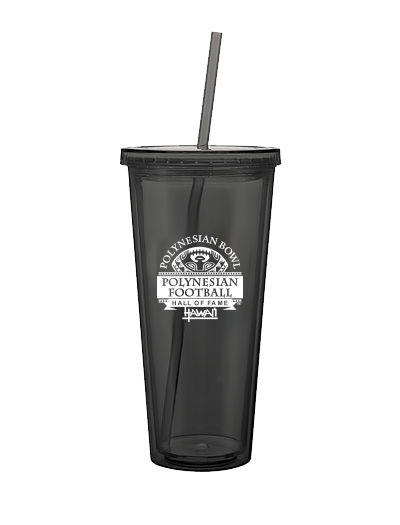 Polynesian Bowl 2019 - Souvenir Cup with Straw