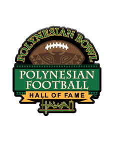 Polynesian Bowl 2019 - Lapel Pin