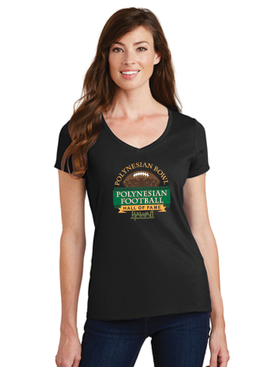 Polynesian Bowl 2019 - Ladies Logo Tee in Black
