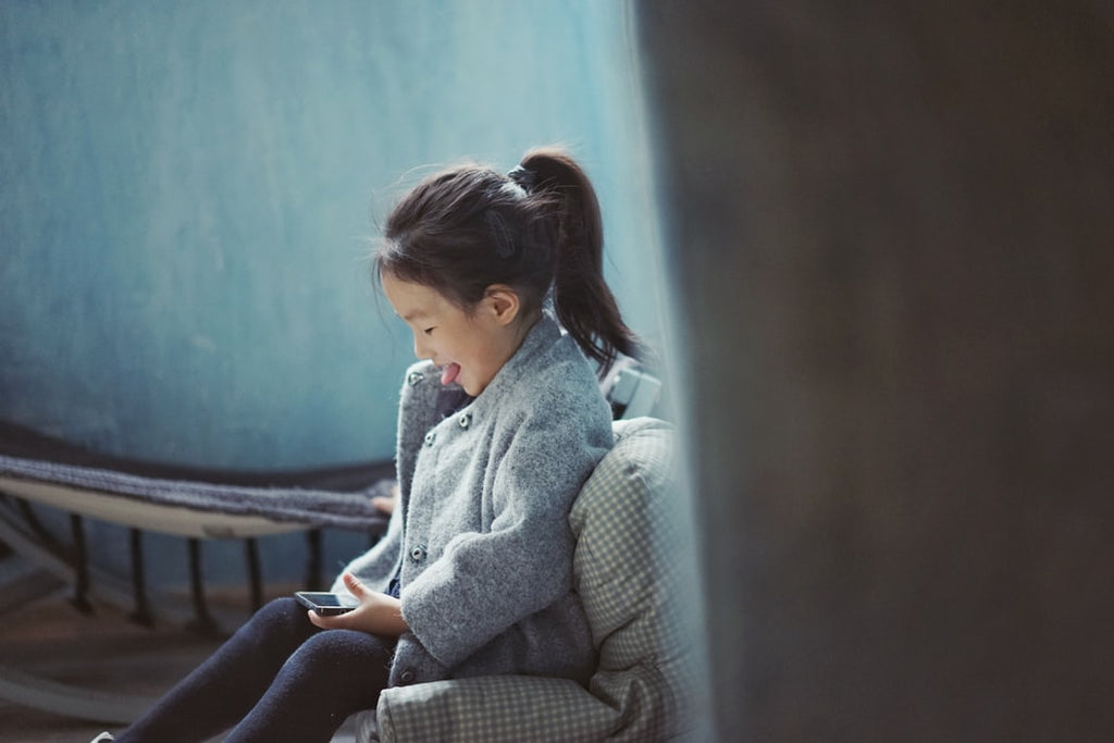 Kids Smartphone Addiction